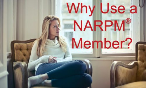 Why Use a NARPM Member?