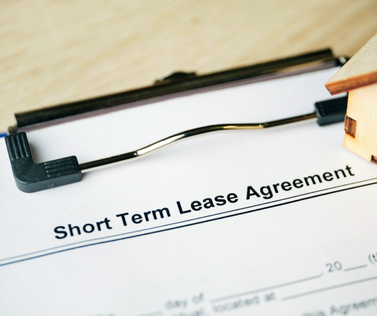 short term lease options